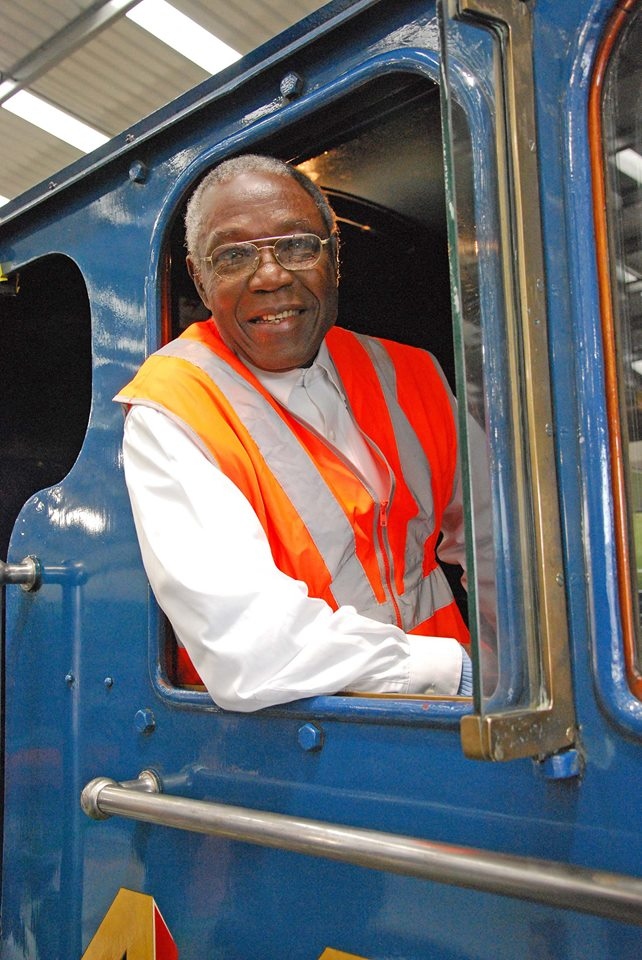 Mohamed Momodu Bangura, the national Railway Hero in Sierra Leone